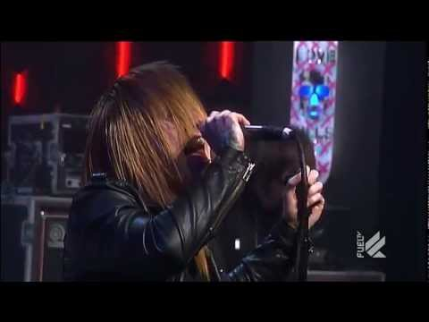 A Skylit Drive - Too Little Too Late (Live on Daily Habit) HD
