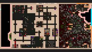 Dwarf Fortress - Genesis Adventures Ch. 17 (beak Dogs, Emergency Surgery)