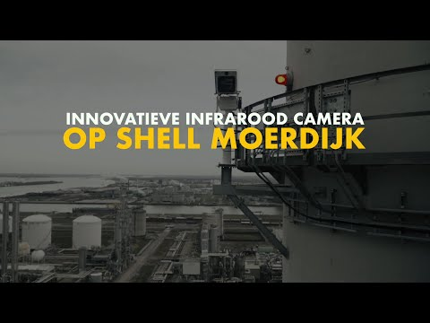 Innovatieve Infrarood Camera Shell Moerdijk