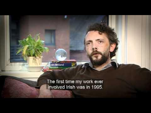 Dónall Mac Giolla Chóill - Tábhacht Na Gaeilge - The Importance of Irish