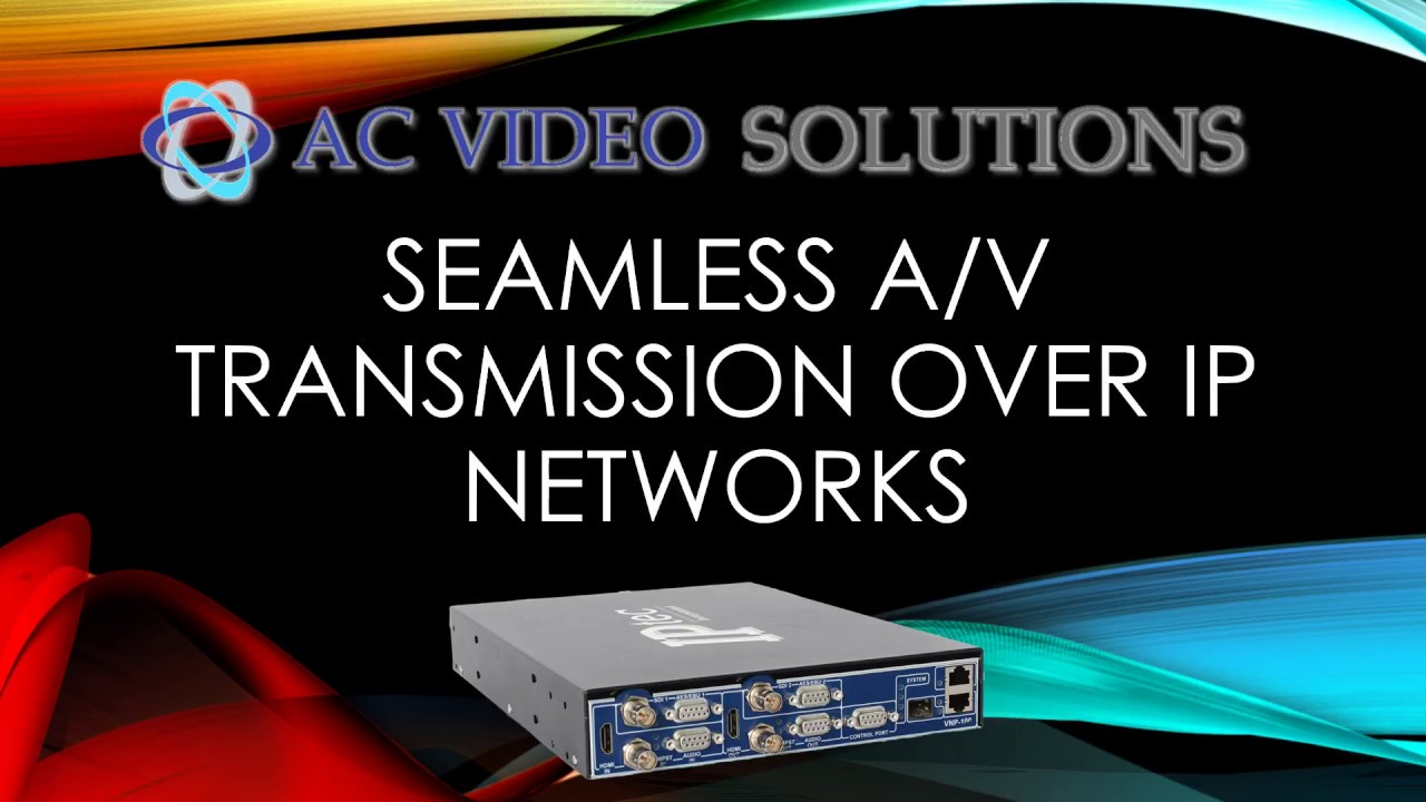 Products | AC Video Solutions