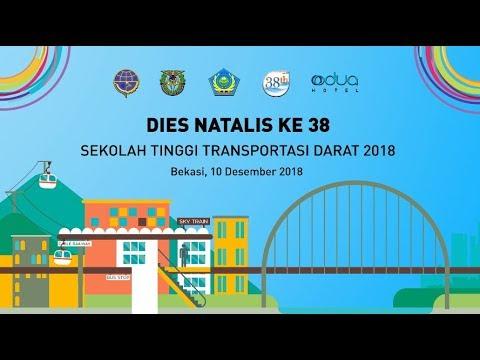 Live Event - Kunjungan Menteri Perhubungan Ke STTD, Bekasi