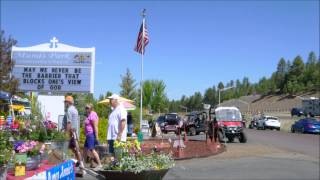 Munds Park Farmers Market - May 2014