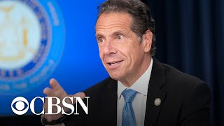 Cuomo's past behavior in spotlight following former aides' sexual harassment allegations