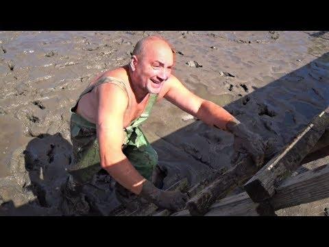 Как спустить пруд
