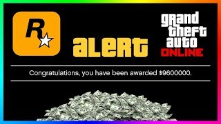 The FINAL Week To Get FREE Money In GTA 5 Online...Million Cash Giveaway - Diamonds Are GONE & MORE!
