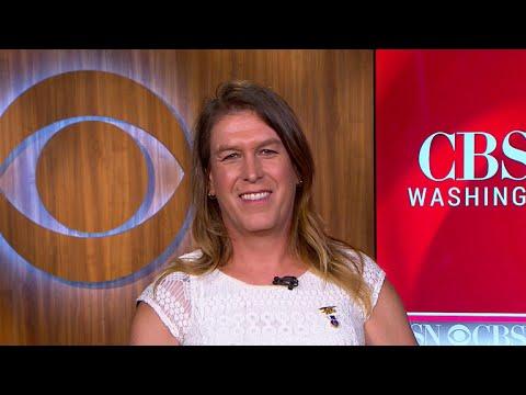 Transgender retired Navy SEAL Kristen Beck on military ban