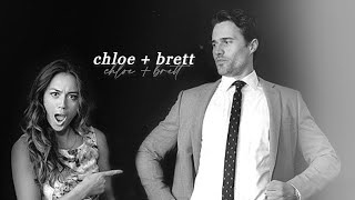 "chloe & brett | ""it"