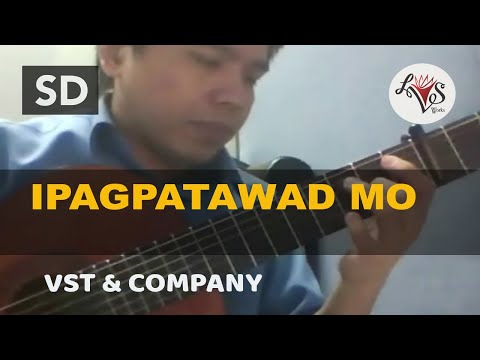 ipagpatawad mo vst company solo guitar cover youtube. Black Bedroom Furniture Sets. Home Design Ideas
