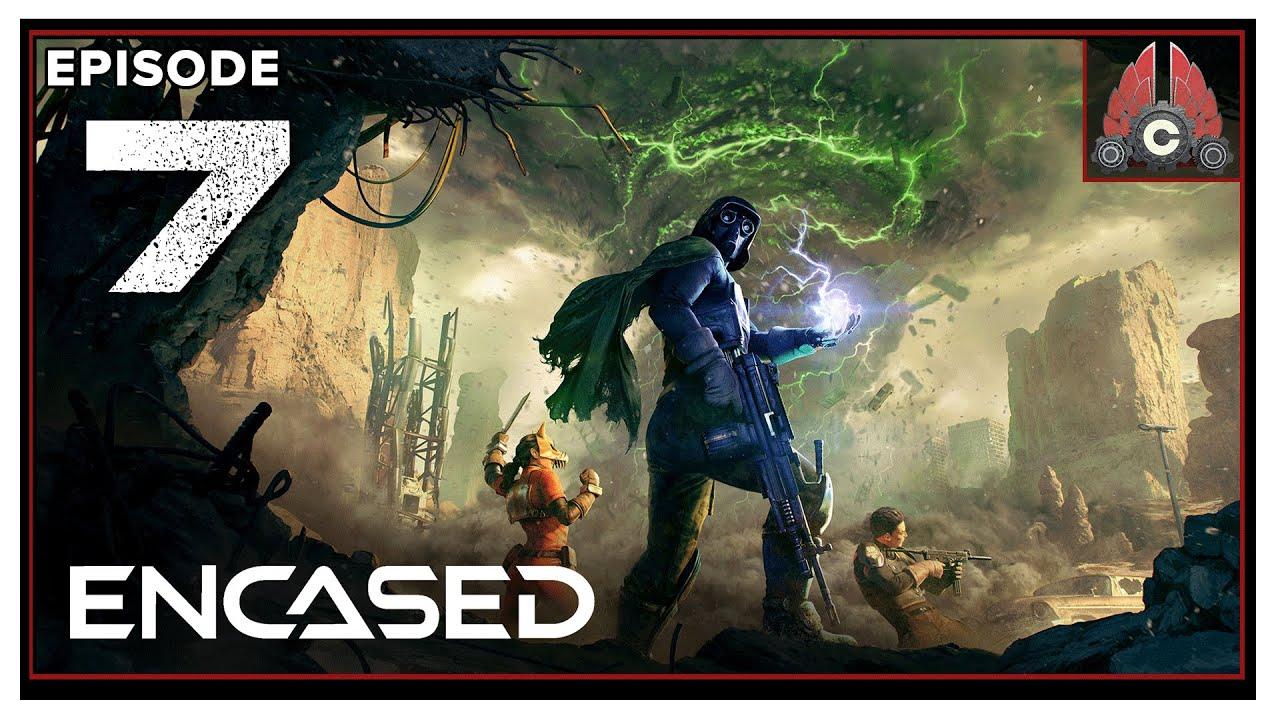 CohhCarnage Plays Encased - Episode 7