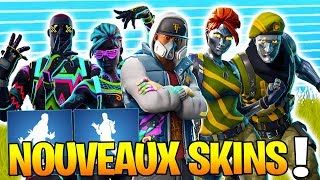 ALL SKINS PROCHAINS, EMOTES and EQUIPMENT On Fortnite: Battle Royale