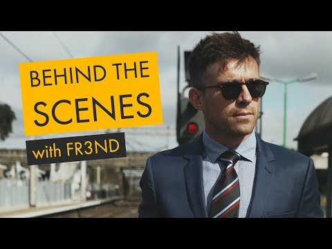 Behind The Scenes w/ FR3ND