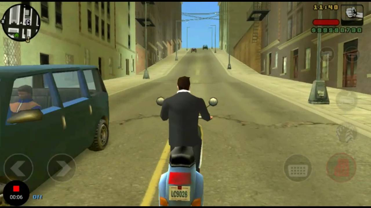 gta liberty city stories android graphics mod