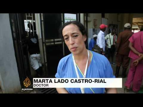 Ebola burial team attacked in Sierra Leone
