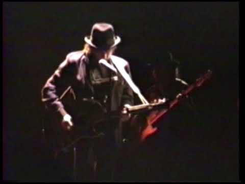 BOB DYLAN BEACON THEATER NEW YORK CITY, NEW YORK USA October 17, 1990