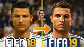 FIFA 19 | New Face Concept | (Ronaldo, Asensio, Diago Costa).