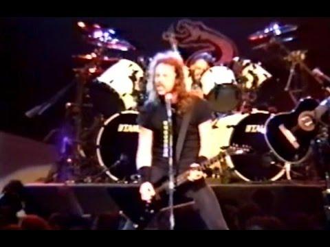 Metallica - Melbourne, Australia [1993.04.04] Full Concert