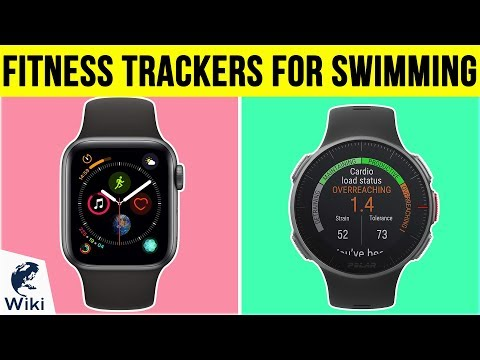 8 Best Fitness Trackers For Swimming 2019