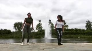 Девушки Танцуют Шаффл Best Cutting Shapes HOUSE SHUFFLE DANCE