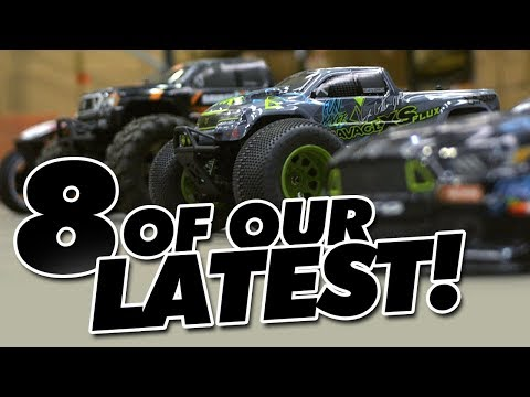HPI Racing - Eight of Our Latest
