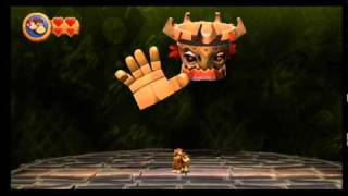 Donkey Kong Country Returns - 8-B Tiki Tong Terror & Ending Credits