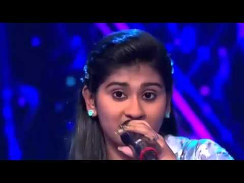 Nithyashree indian Idol Junior