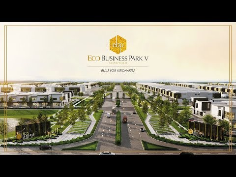 Eco Business Park V, the new business park address in the Klang Valley