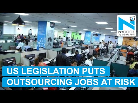 US Legislation May Put Call Centre Jobs at Risk in India | NYOOOZ TV