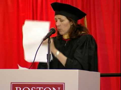 2009 School of Social Work Commencement Address: Ellen McCurley
