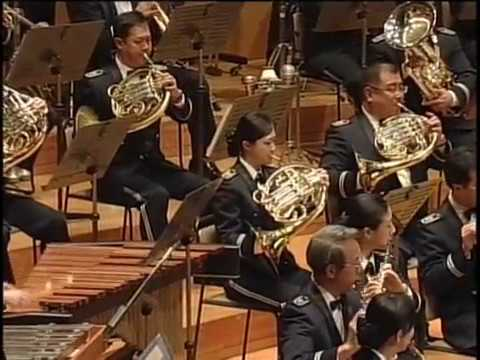 交響組曲「機動戦士Zガンダム」(吹奏楽版) 作曲:三枝成彰 編曲:長生淳
