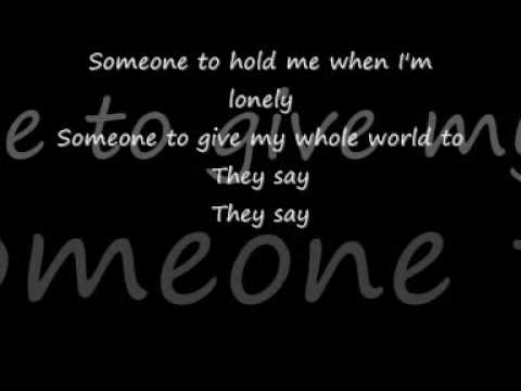 One in this world - Haylie Duff lyrics