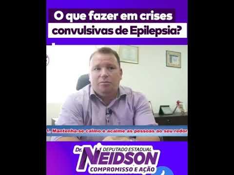 Vídeo: Dr. Neidson ensina o que fazer em crises de convulsões epilépticas