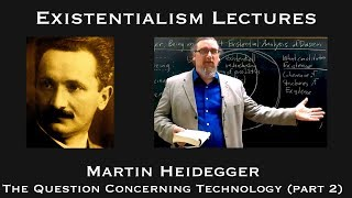 Existentialism: Martin Heidegger, The Question Concerning Technology (part 2)