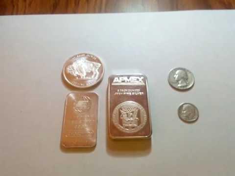 Buying Silver Bullion Vs Junk Silver