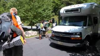 Appalachian Trail Loner #28 MOUNT ROGERS 2012 Thru Hike