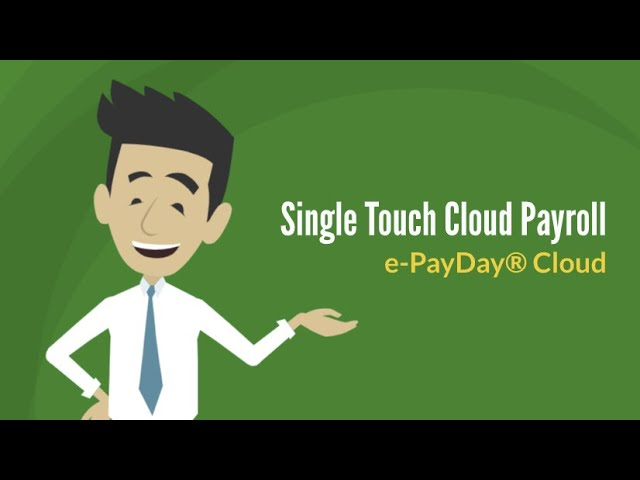 e-PayDay® Free Single Touch Payroll