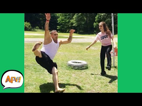 Yet More People Who Are NOT NINJAS! 🤣 | Best Funny Fails | AFV 2021