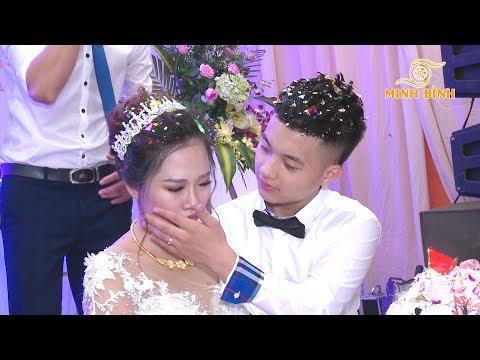 Cô dâu 2k2 xinh xắn dễ thương bất ngờ khóc nức nở thumbnail