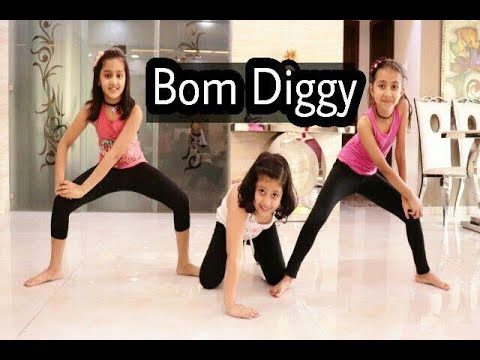 Bom Diggy Dance Video Zack Knight X Jasmin Walia - | Sonu Ke Titu Ki Sweety Songs