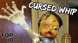 Top 10 Scary Cursed Objects Currently For Sale