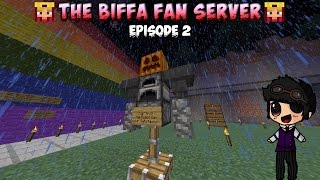 Minecraft SMP: Biffa's Fan Server EP02 ~ Introducing The Gay Team