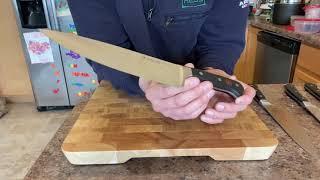"Wusthof Classic 8"" Chef Knife Mini Review"