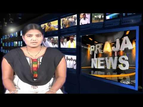 Praja Cable TV// News Bulletin // December 2nd // 2017