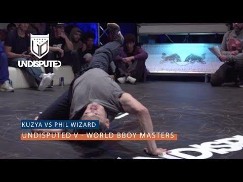 Kuzya vs Phil Wizard | FINAL | UNDISPUTED V B-Boy Masters