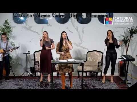 Grupo de Louvor Shekinah - Ao erguermos as mãos