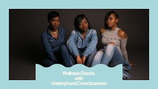 Wellness Checks w. UGC Episode 2 ft. Kristal Holmes and Kaleacia Price