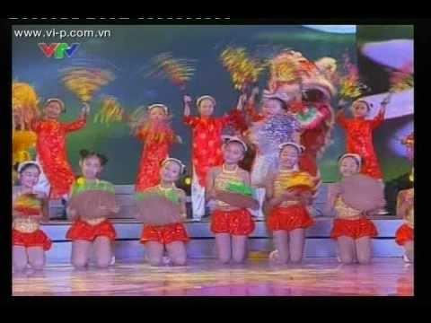 Gala xuân Tân Mão - Liên khúc Thiếu nhi: Tết đến rồi