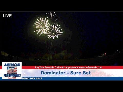 American Fireworks Company Demo 2017