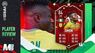 FIFA 20 FUTMAS SIMON REVIEW   84 FUTMAS SIMON PLAYER REVIEW   FIFA 20 Ultimate Team