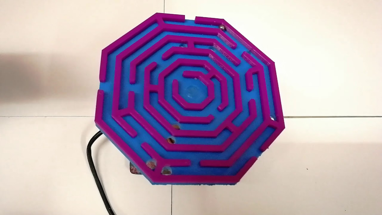 Gesture Controlled Maze: 8 Steps (with Pictures)